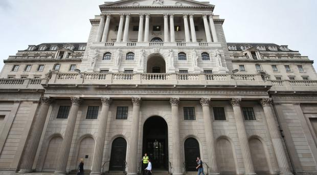 Bank of England acts to check soaring credit card spending