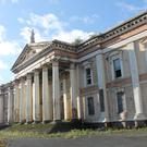 The former Crumlin Road Courthouse