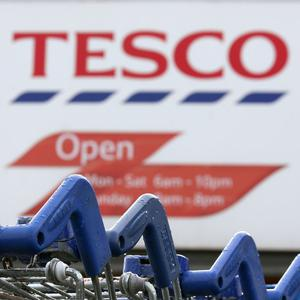 Tesco is in the midst of a turnaround plan under chief executive Dave Lewis