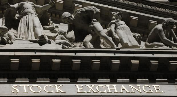 The stock market bounced back from losses a day earlier