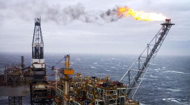 The number of North Sea oil fields approaching the end of their economic life is increasing