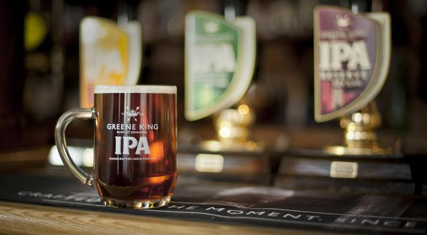 Greene King said it believed visits to the pub will remain an 'affordable treat' (Greene King/PA)