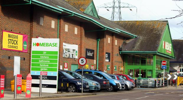 Homebase was sold to Australian conglomerate Wesfarmers by Home Retail Group for £340m