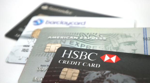 Credit card borrowing increased by £419 million in May, a Bank of England report showed