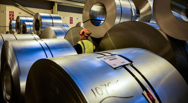 Manufacturing figures failed to meet expectations