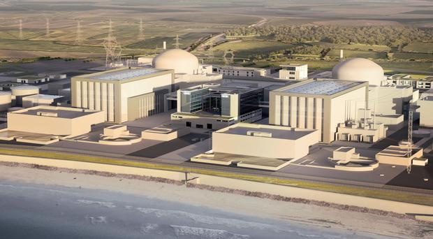Hinkley nuclear costs 'could rise by £2.2bn' says EDF