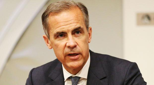 Carney puts on his FSB hat and says crisis victory within sight