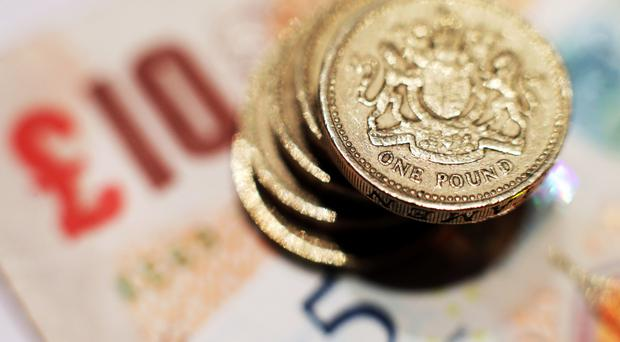 The cash pressures on local authorities are intensifying it has been claimed