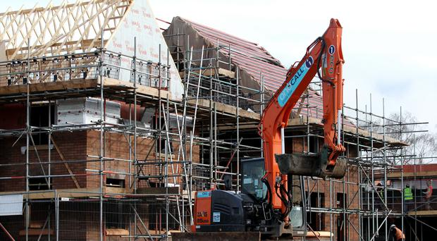 Output in Britain's construction industry fell short of expectations last month as heightened political uncertainty continues to weigh on the economy.