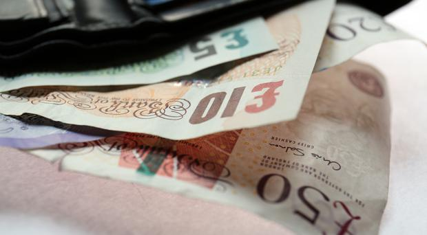 A money changing scam has been taking place in the Craigavon area