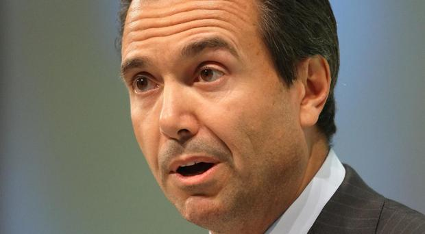 Lloyds Banking: Potential successor to chief executive departs in management shake-out