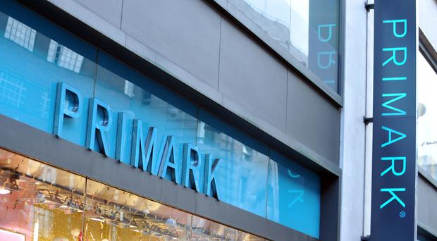 Primark sales are 13% ahead of last year at constant currency, and 21% at actual exchange rates
