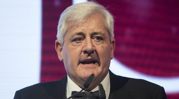 Paul Drechsler will serve for another year