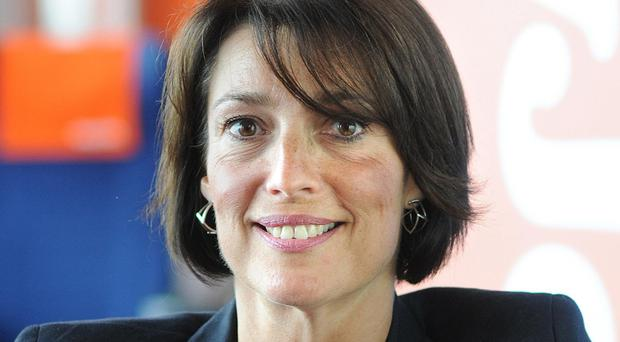 Carolyn McCall has been tipped to move from easyJet to take the top job at ITV