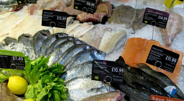 Sainsbury's has won the Marine Stewardship Council's UK supermarket of the year award