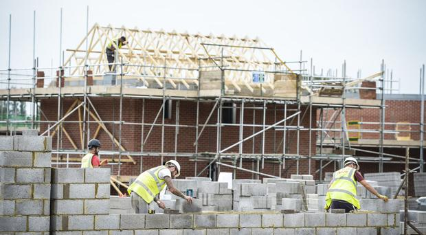 Shelter said 320,000 homes have not yet been built despite earning residential planning permission