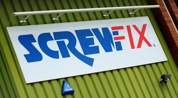 Screwfix boss Andrew Livingston will take over as chief executive of Howdens Joinery