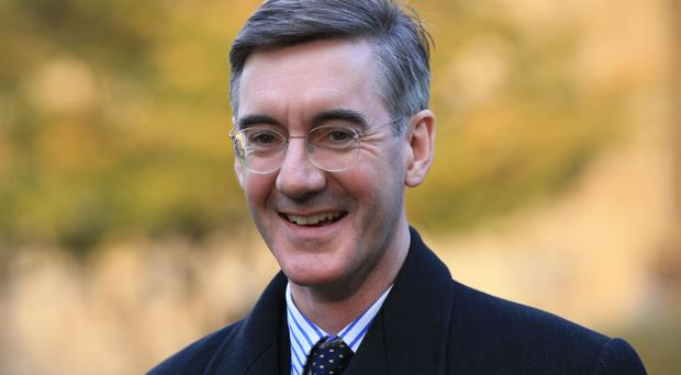 Mr Rees-Mogg is seeking the chairmanship of the Treasury Select Committee