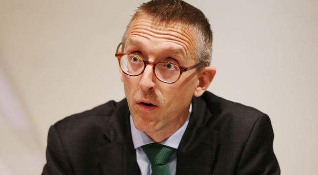 Sam Woods, chief executive of the Prudential Regulation Authority