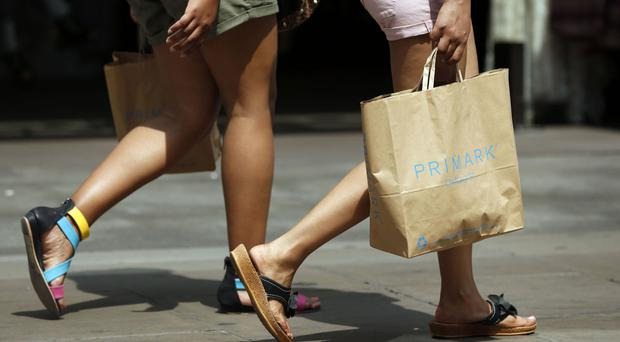High temperatures inspired people to shop for summer clothes, figures show