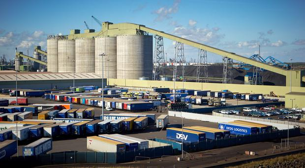 Graham's work at Immingham Renewable Fuel Terminal is up for an award