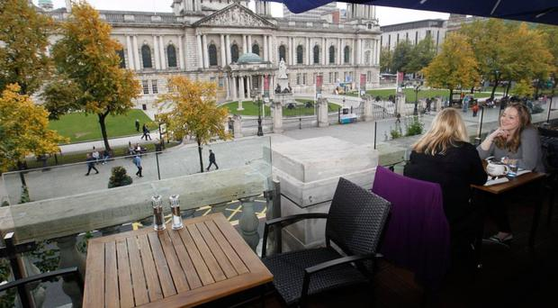 Robinson & Cleaver, which overlooks Belfast City Hall, is set to reopen as Cafe le Parisien.