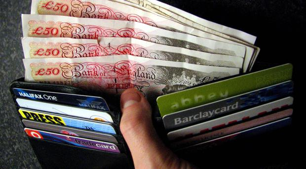 Card transactions now account for more than half of retail purchases, new figures show