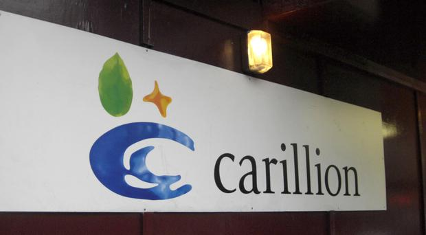 Carillion has said the board is to carry out a