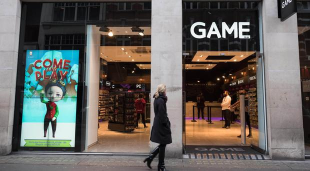 Game said Sports Direct had bought 44 million shares