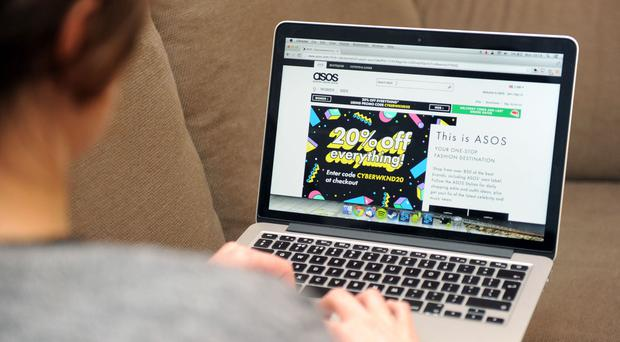 Asos still firmly en vogue as sales jump by a third