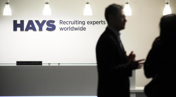 Continental Europe delivered strong results for recruitment firm Hays, boss Alistair Cox said (Hays/PA)