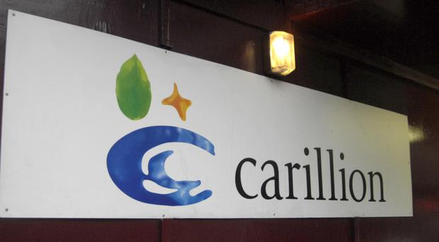 Carillion calls in accountant EY to cut costs
