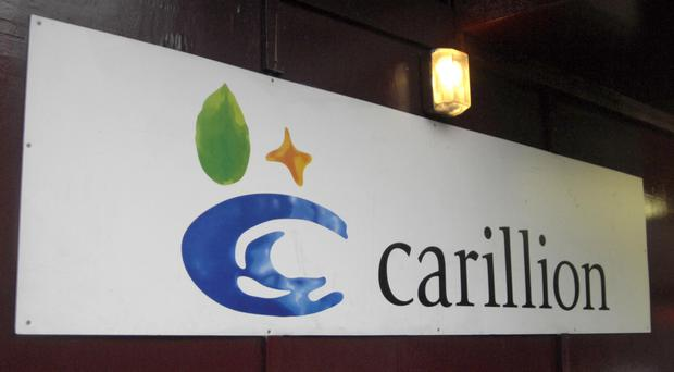 Carillion's latest contract wins will see it provide catering, retail and leisure services, as well as hotel and mess services