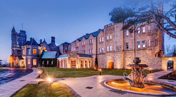 Turnover at Hastings Hotels, which owns Belfast's Culloden Hotel (pictured), rose to £36.7m in the year ending October 31, 2016