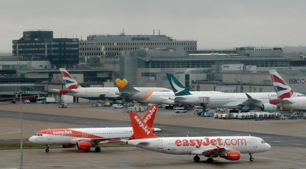 The firm is not a Gatwick Airport-approved meet-and-greet parking company