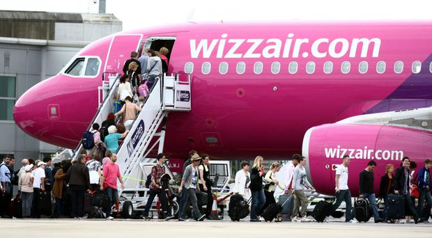 Wizz Air carried 7.2 million passengers in the first quarter
