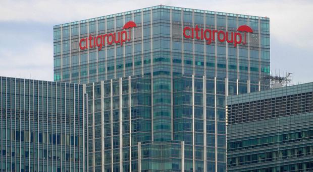 Citigroup currently employs around 9,000 staff in the UK, 6,000 of whom are based in the City of London