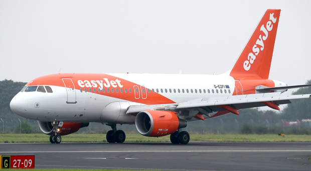 EasyJet share price heads south even as airline lifts profit outlook