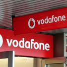 Vodafone sales fell 3.3% to £10.2 billion in the quarter to June 30