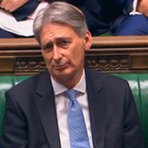 Chancellor Philip Hammond has come under fire