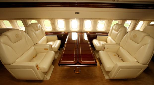 The weak pound post-Brexit combined with the opening of luxury retail stores in London has seen a rise in the number of private jet trips to the capital