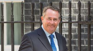 International Trade Secretary Liam Fox believes a trade deal post Brexit should be wrapped up by the next general election