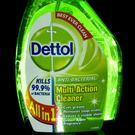 Reckitt Benckiser owns a number of brands including Dettol