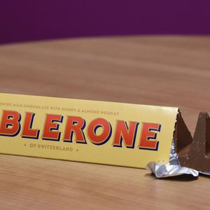 Toblerone bars have shrunk by 10% because of rising ingredient costs