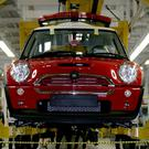 The electric Mini will be assembled in Cowley