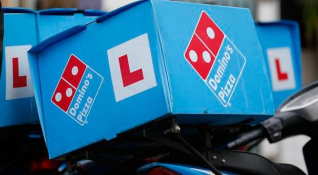 Domino's reported first-half sales of £546.5m which, while a 10.5% increase on last year, represented a slowdown on the 17% growth seen in the same period in 2016.