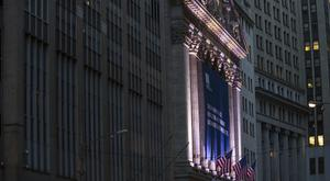The New York Stock Exchange (Mary Altaffer/AP)
