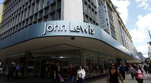 John Lewis has topped the YouGov BrandIndex list