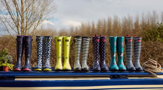 Joules is famous for its posh wellies (Joules)