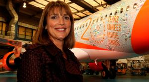 ITV announced that easyJet boss Carolyn McCall will join the firm as the broadcaster's first ever female chief executive next January
